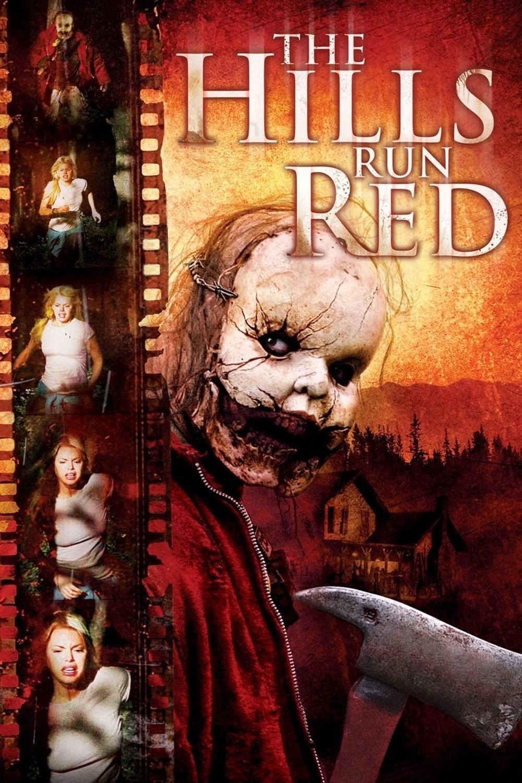 ดูหนังออนไลน์ฟรี The Hills Run Red (2009)