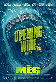 ดูหนังออนไลน์ฟรี The Meg (2018) เม็ก โคตรหลามพันล้านปี