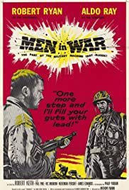 ดูหนังออนไลน์ฟรี Men in War (1957) เมนอินวอร์